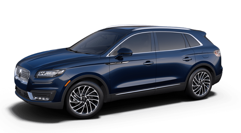 New 2019 Lincoln Nautilus Reserve Crossover in Novi, MI